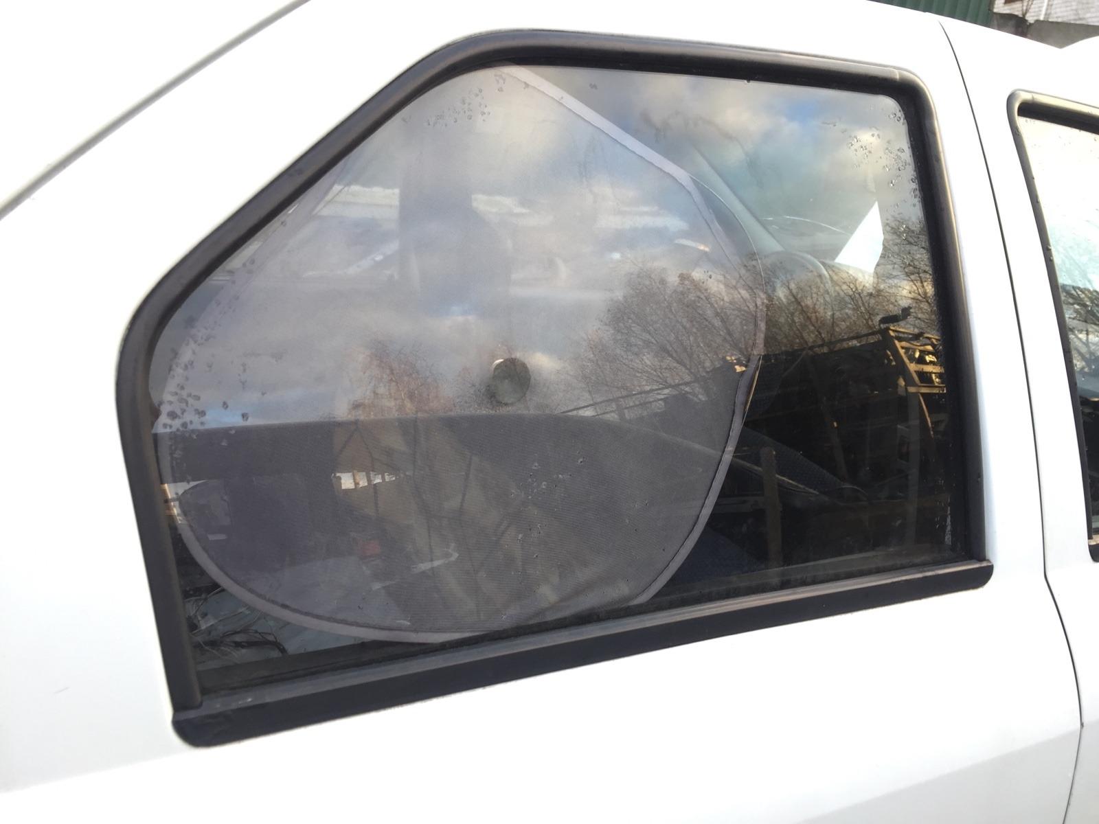 Стекло дверное Renault Logan СЕДАН 1.4 2008 заднее правое (б/у)
