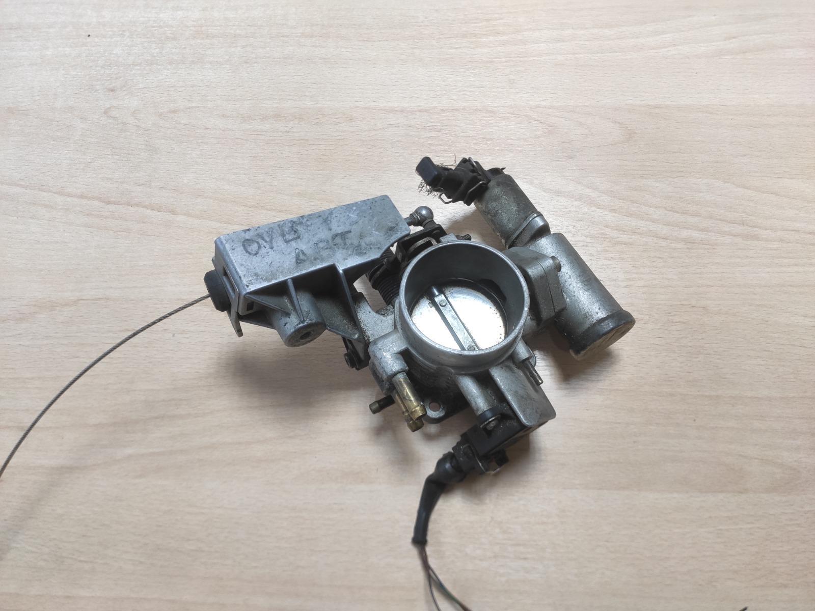 Дроссельная заслонка Opel Vectra B 1.8 (б/у)