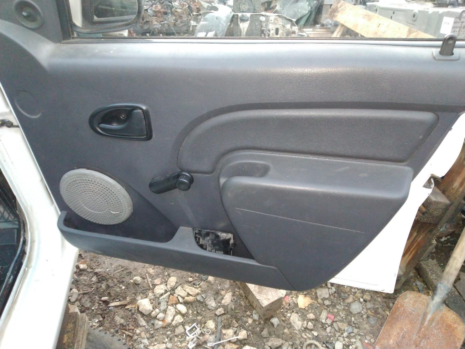 Обшивка двери Renault Logan СЕДАН 1.4 2008 передняя правая (б/у)