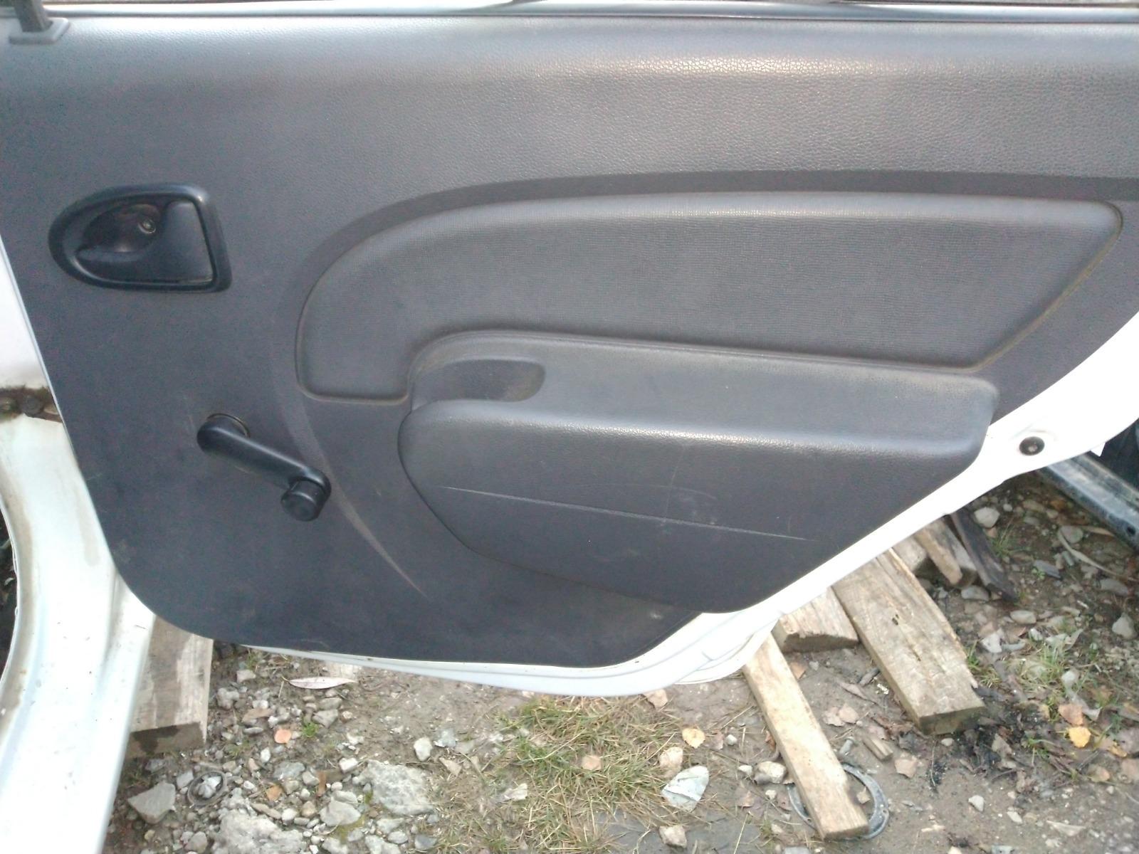 Обшивка двери Renault Logan СЕДАН 1.4 2008 задняя правая (б/у)