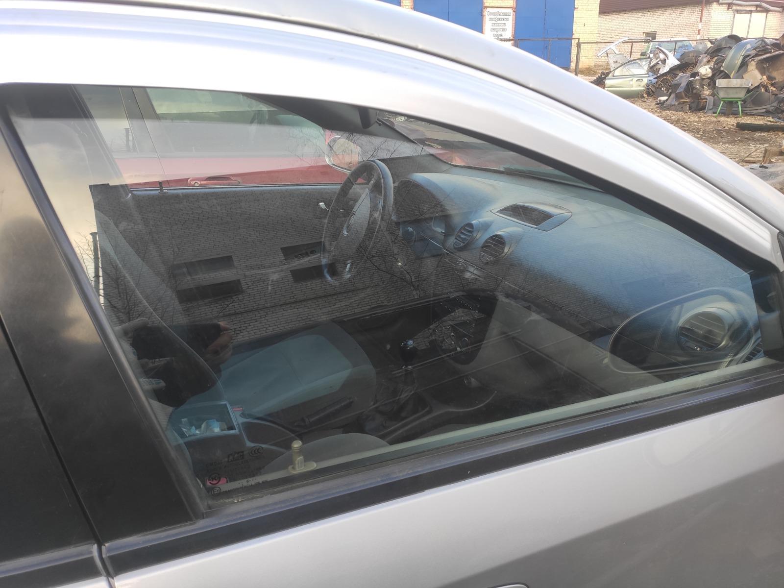 Стекло дверное Chevrolet Lacetti ХЭТЧБЕК 5ДВ. 1.6 2006 переднее правое (б/у)
