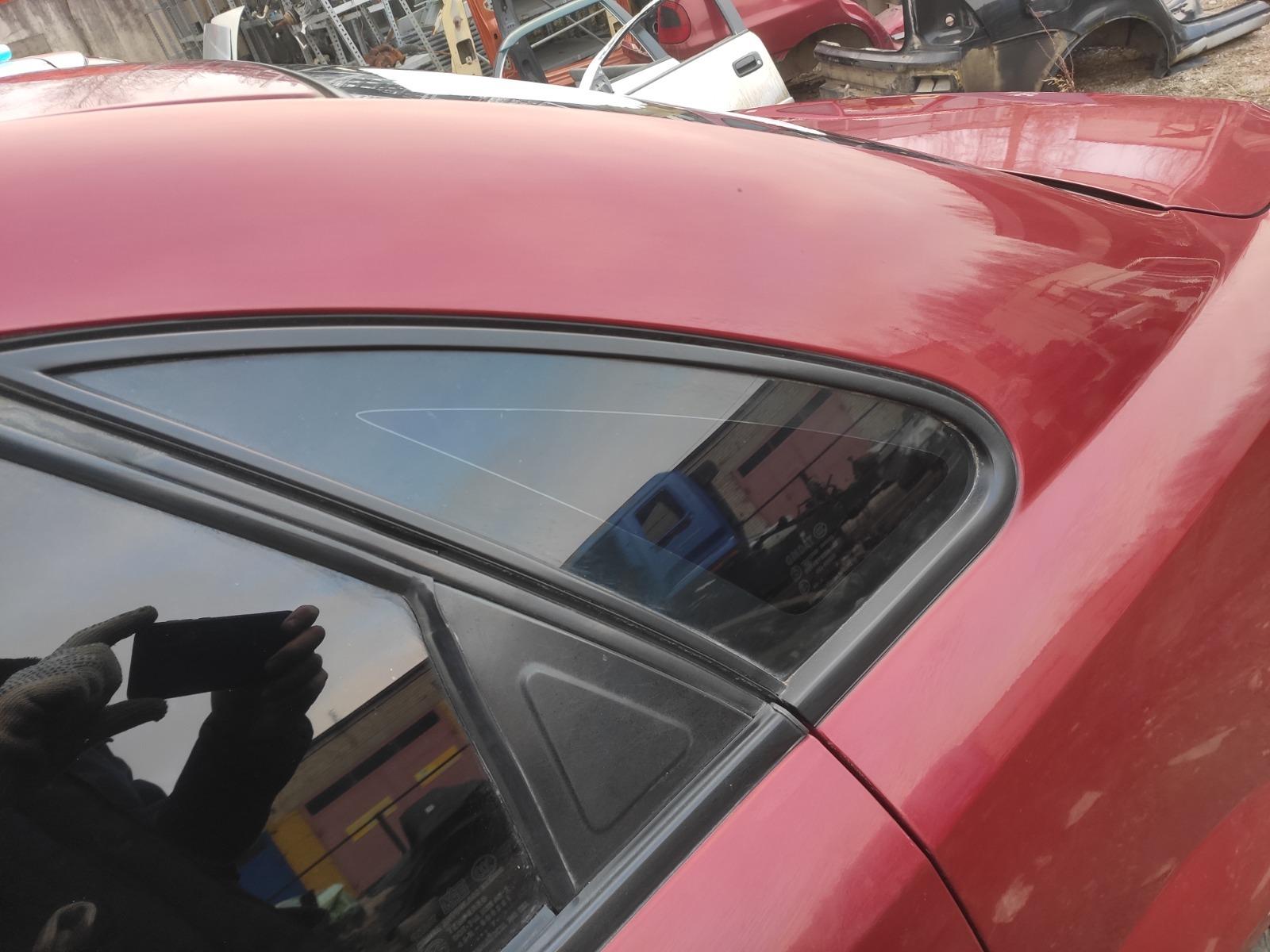 Стекло кузовное Chevrolet Lacetti СЕДАН 1.4 2007 заднее левое (б/у)