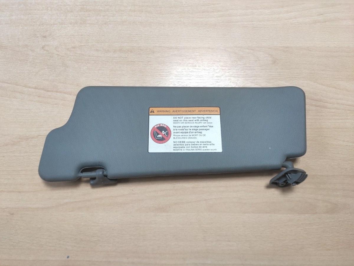 Козырек солнцезащитный Chevrolet Lacetti СЕДАН 1.4 2007 передний правый (б/у)