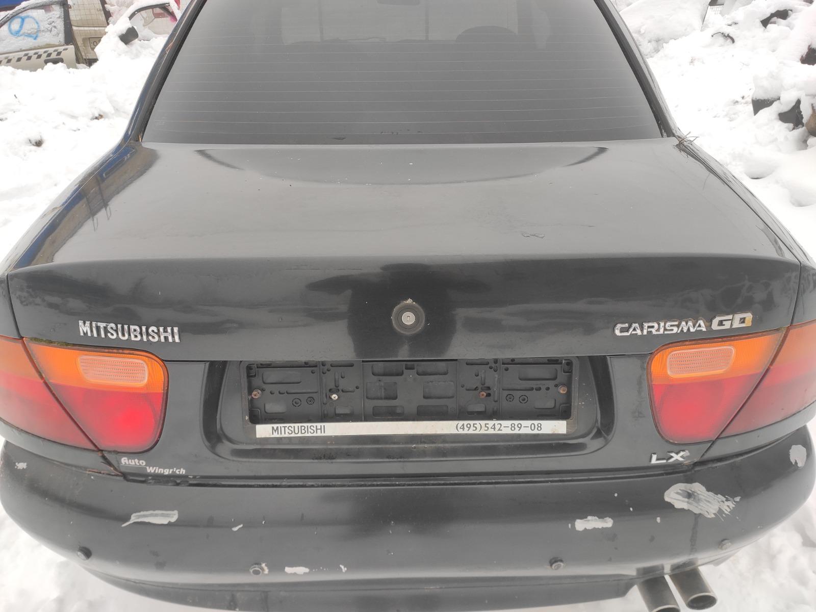 Крышка багажника Mitsubishi Carisma СЕДАН 1.8 GDI 1999 (б/у)
