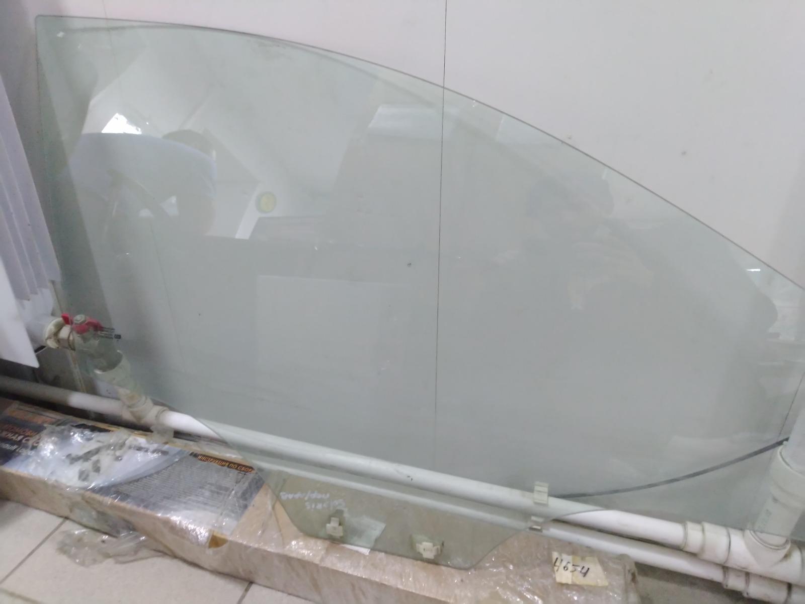 Стекло дверное Hyundai Solaris СЕДАН 2010 переднее правое (б/у)