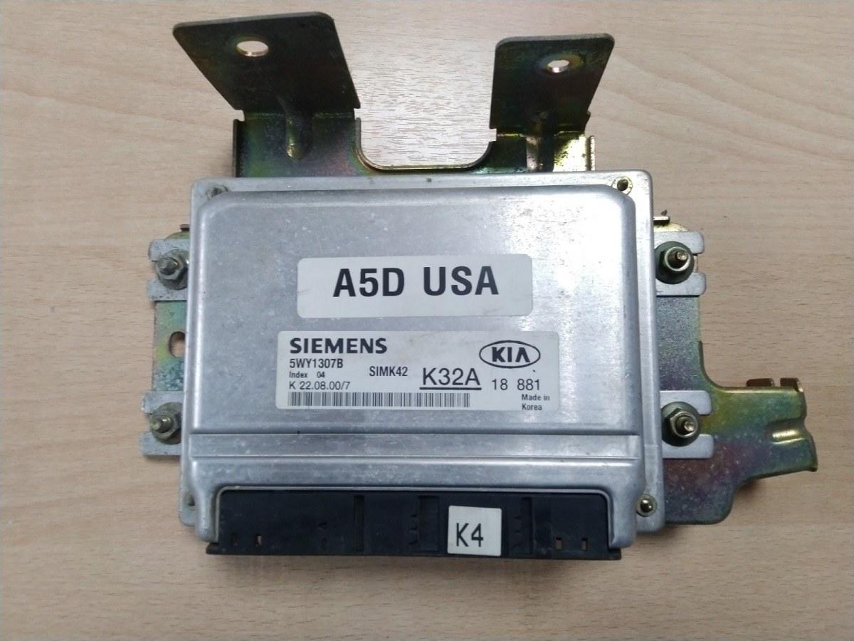 Блок управления двигателем Kia Rio СЕДАН 1.5 1999 (б/у)
