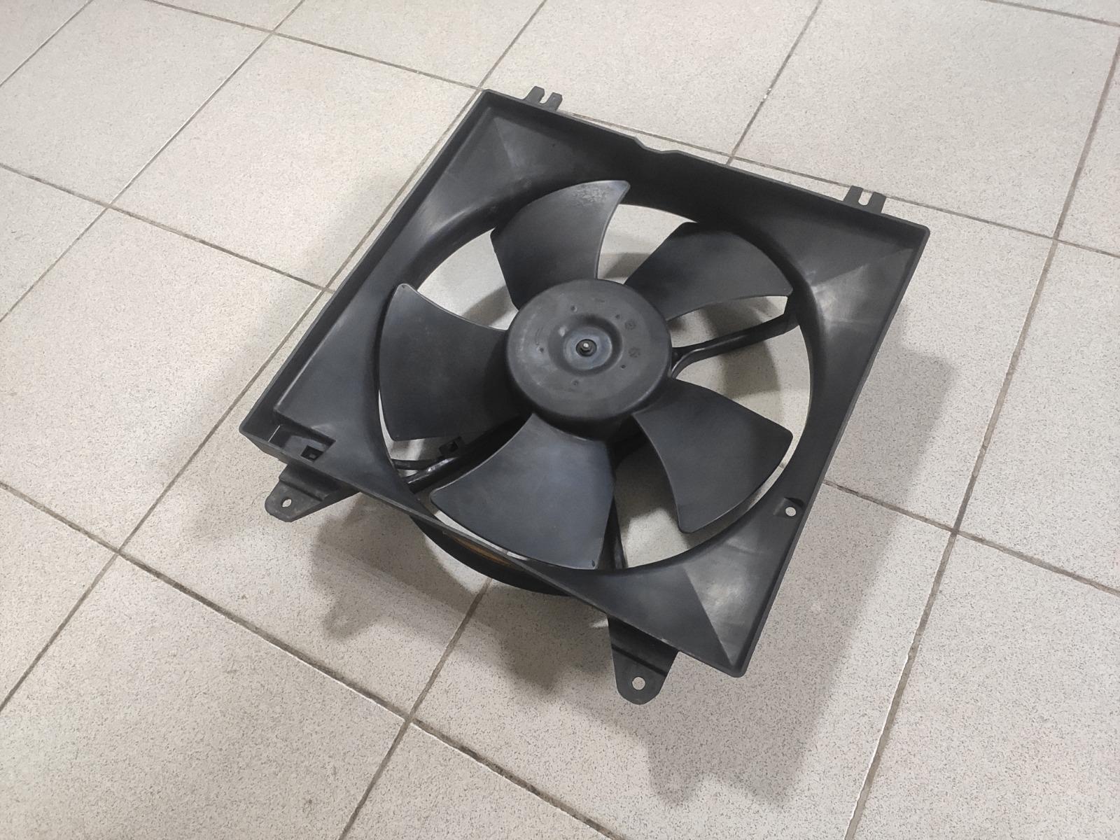 Диффузор радиатора Chevrolet Lacetti ХЭТЧБЕК 5ДВ. 1.6 2006 (б/у)