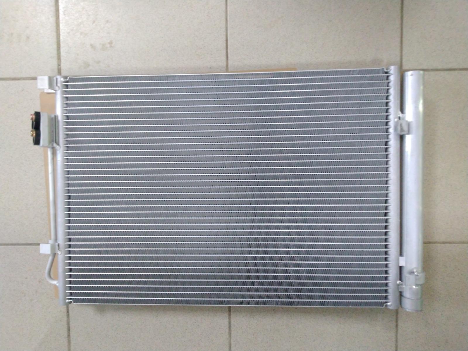 Радиатор кондиционера Hyundai Solaris 2017