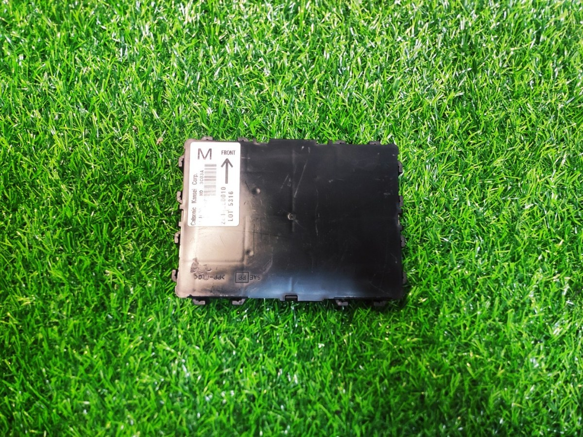 Электронный блок Nissan Tiida C11 1.5 2004 (б/у)