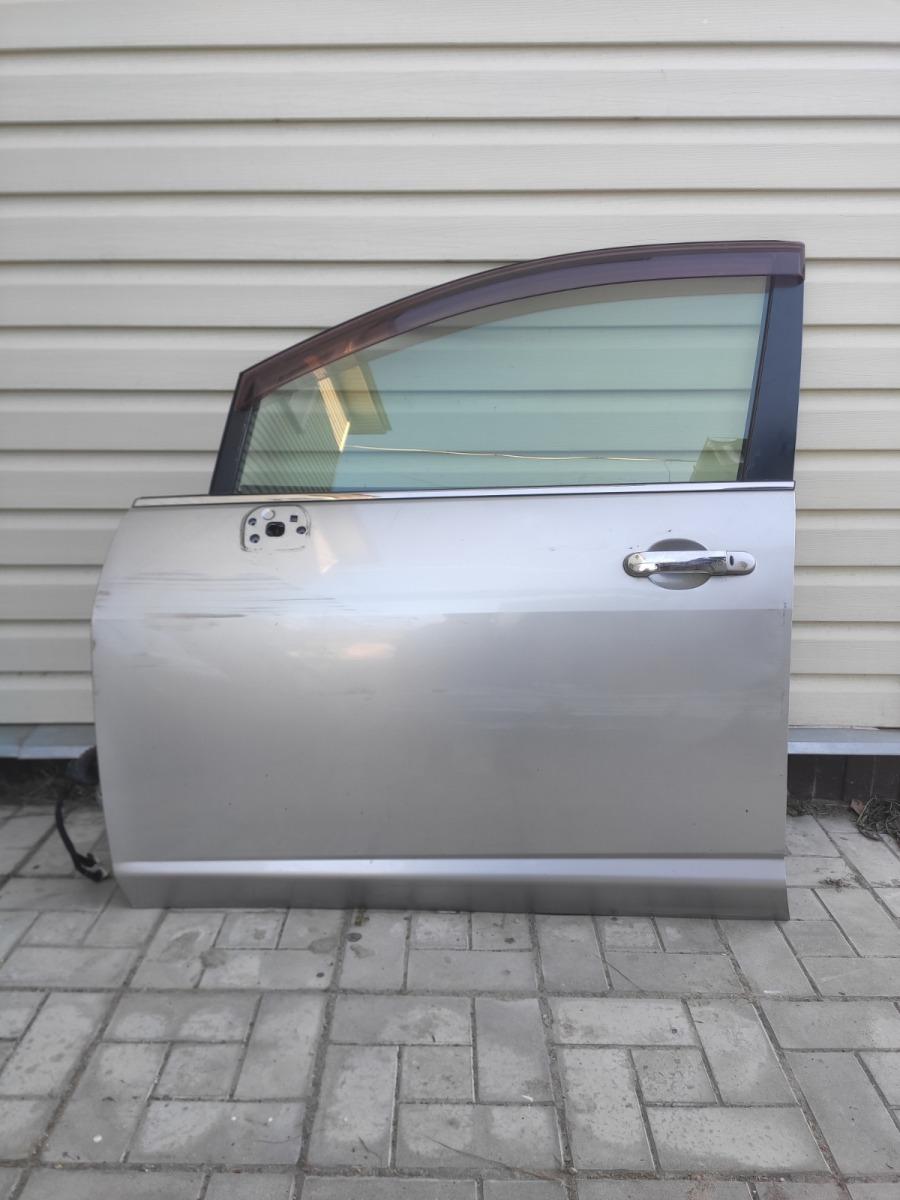 Дверь Nissan Tiida C11 1.5 2004 передняя левая (б/у)