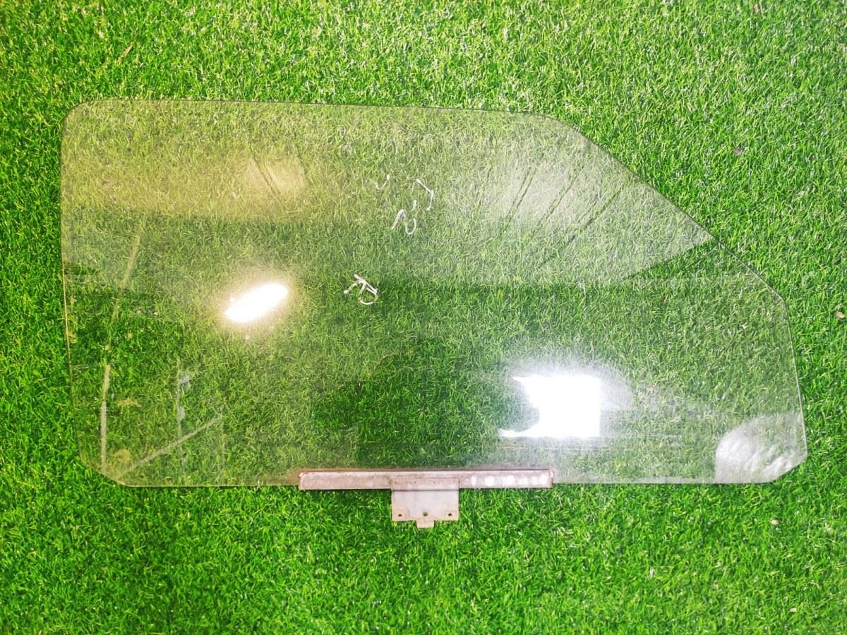 Стекло дверное Volkswagen Golf 2 переднее правое (б/у)