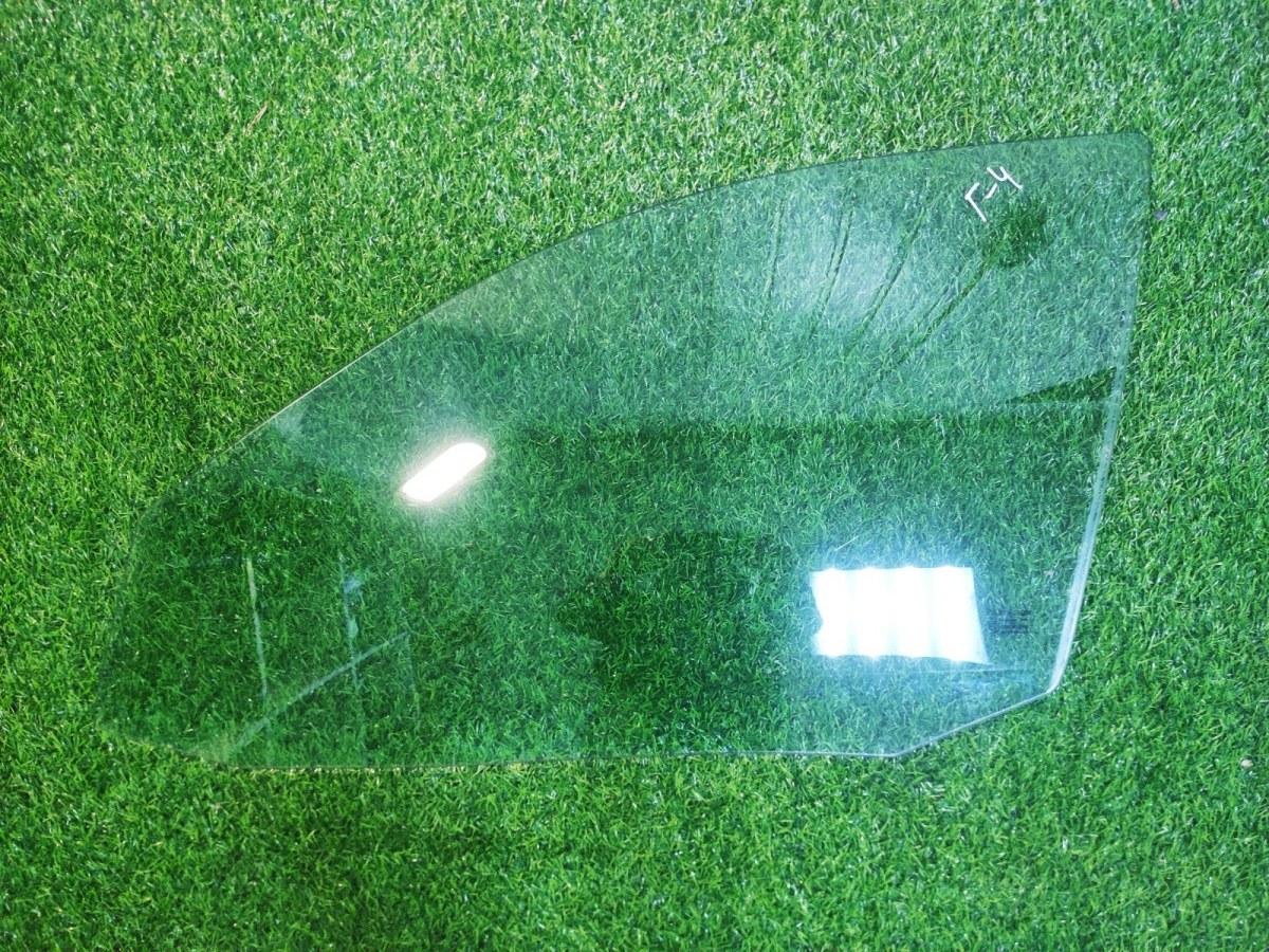 Стекло дверное Volkswagen Golf 4 переднее левое (б/у)