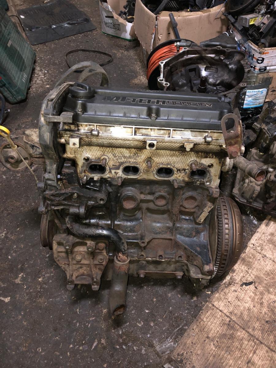 Двигатель Kia Rio СЕДАН 1.5 2000 (б/у)