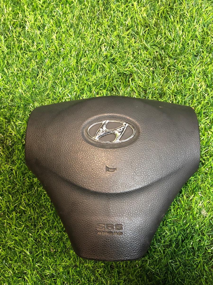 Подушка безопасности (airbag) Hyundai Accent 2006 передняя левая (б/у)