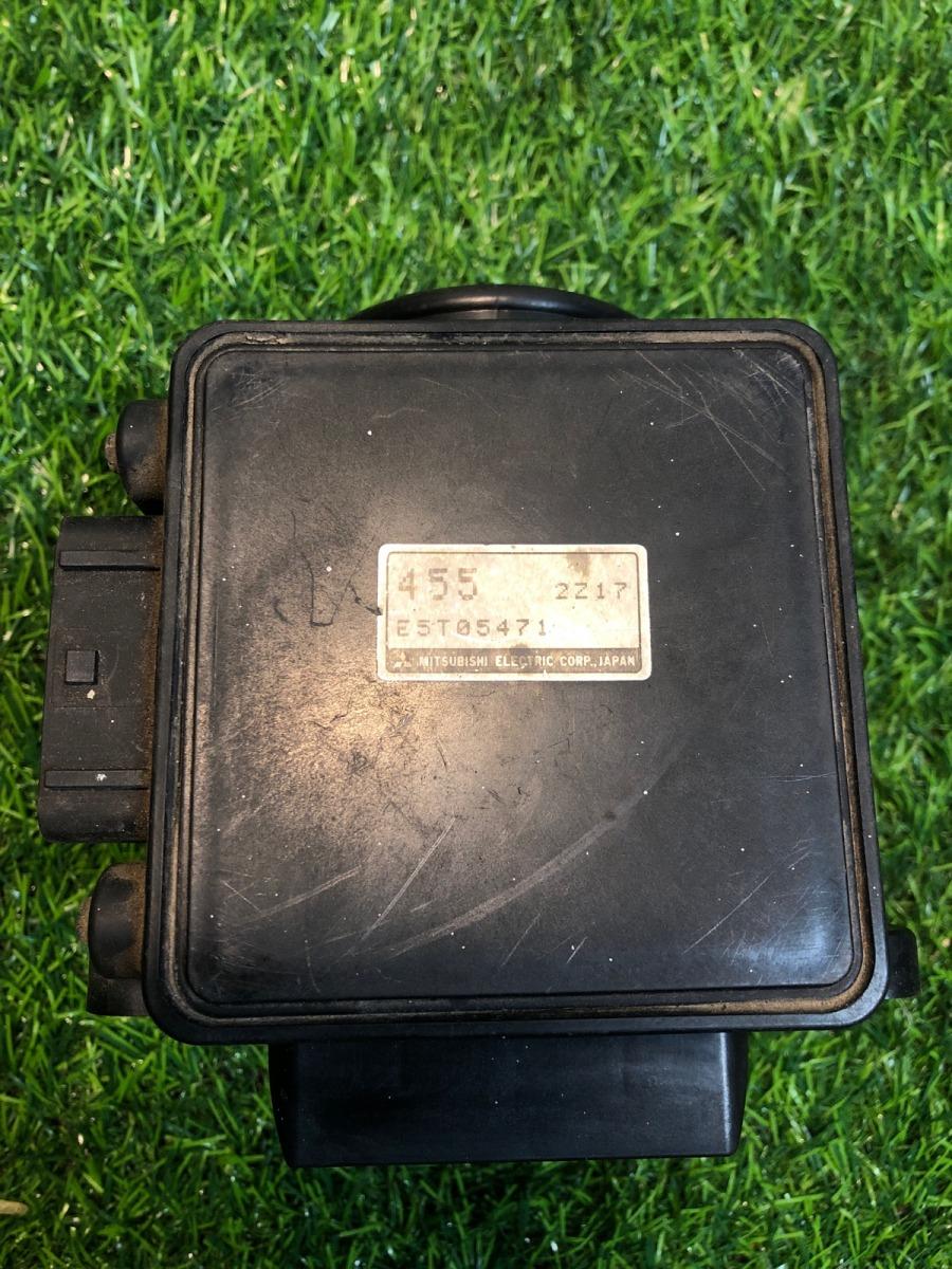 Расходомер воздуха Mitsubishi Galant 7 ХЭТЧБЕК 5ДВ. 2.0 1992 (б/у)