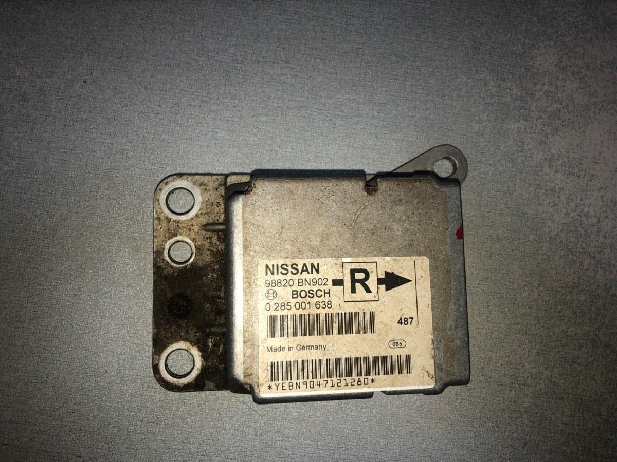 Блок управления air bag Nissan Almera N16 1.8 2002 (б/у)