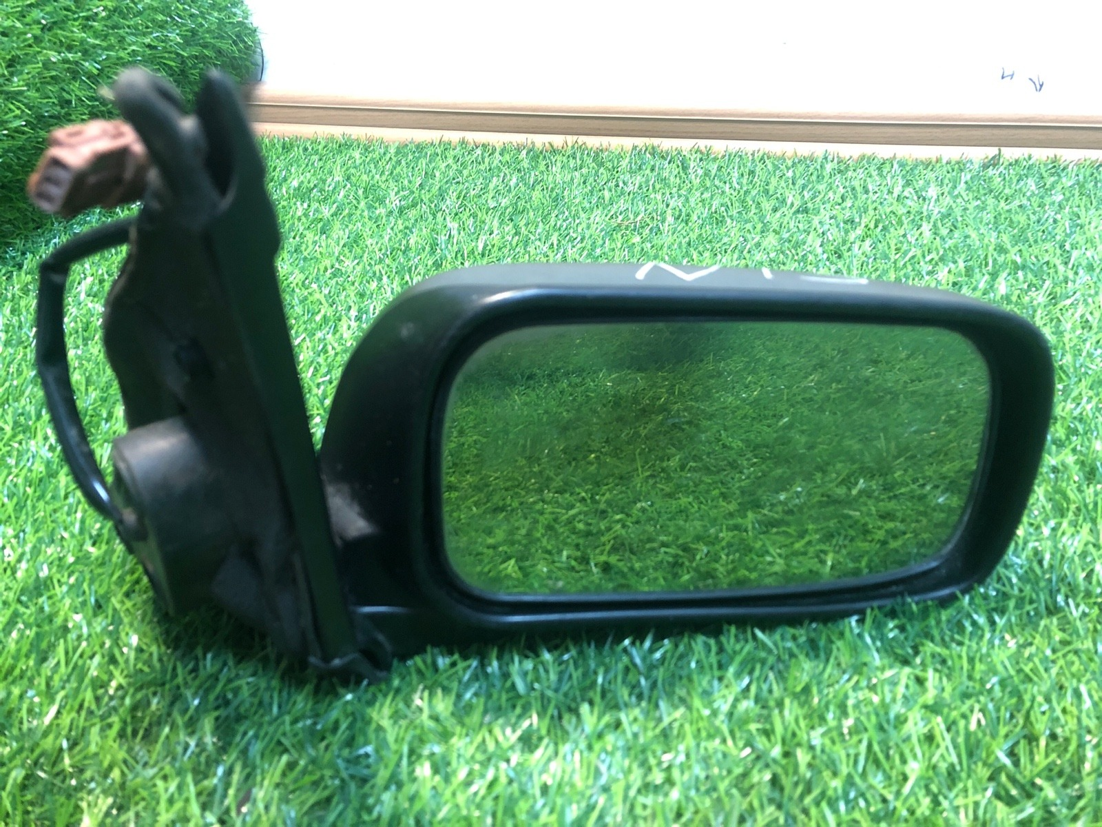 Зеркало заднего вида Nissan Almera N15 1995 переднее правое (б/у)