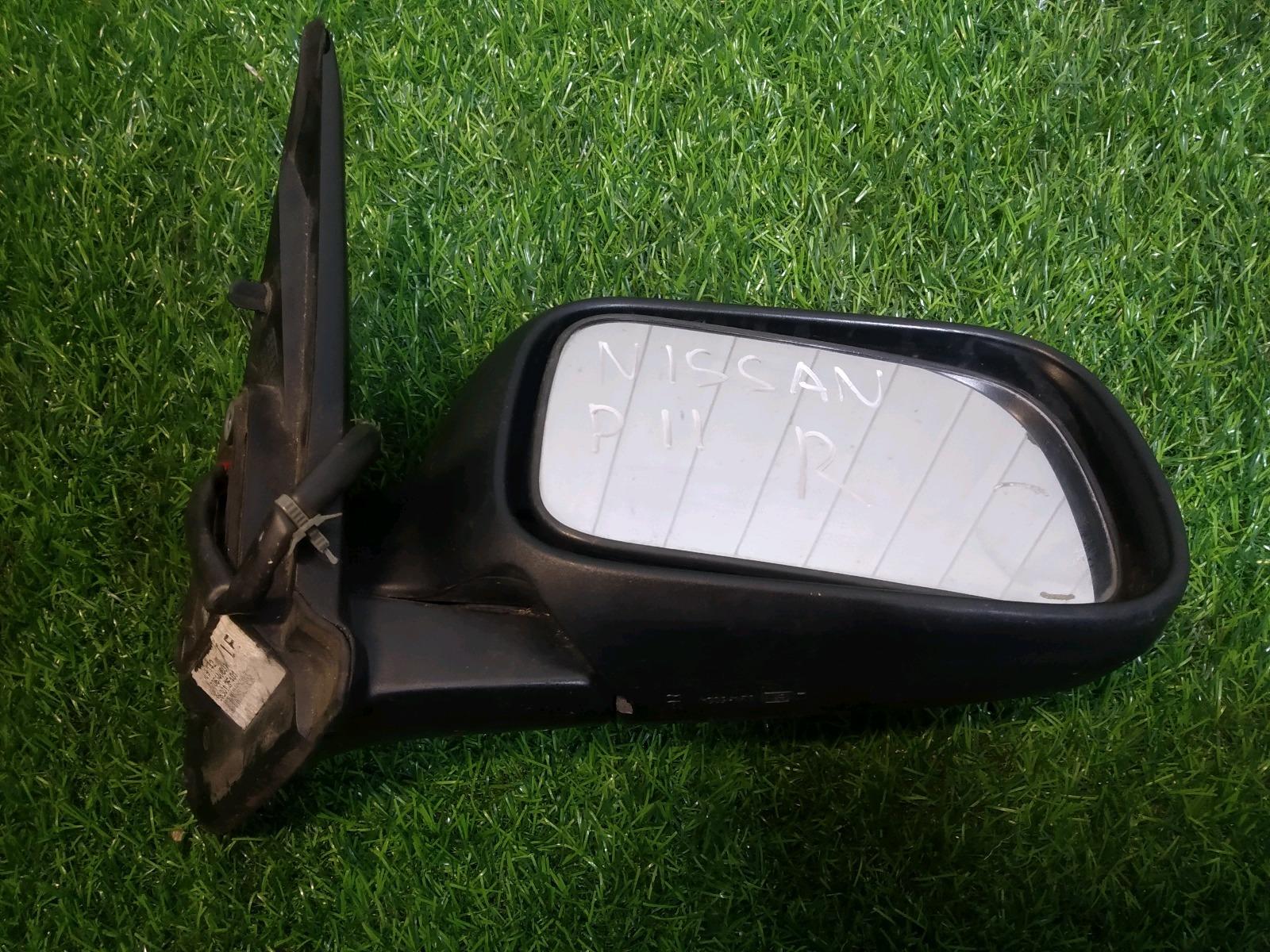 Зеркало заднего вида Nissan Primera P11 1995 переднее правое (б/у)