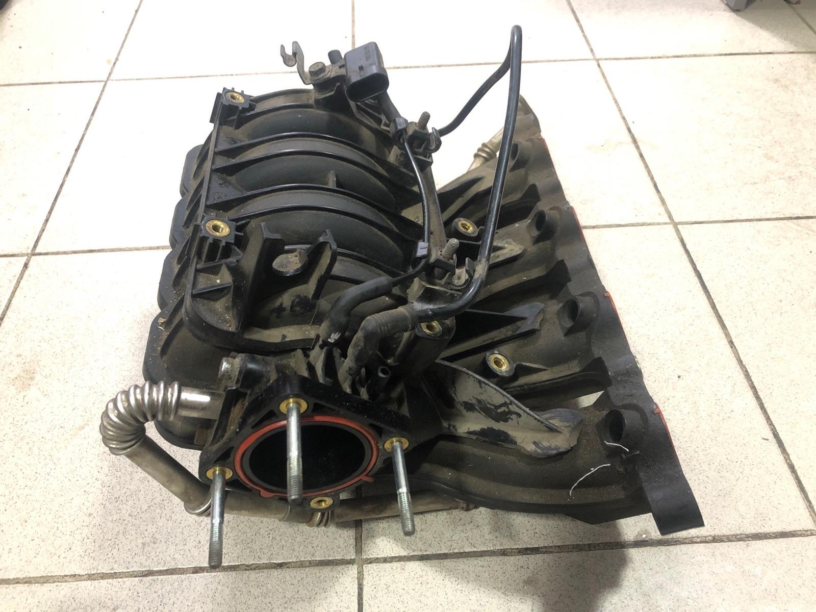 Коллектор впускной Chevrolet Lacetti СЕДАН 1.4 2007 (б/у)