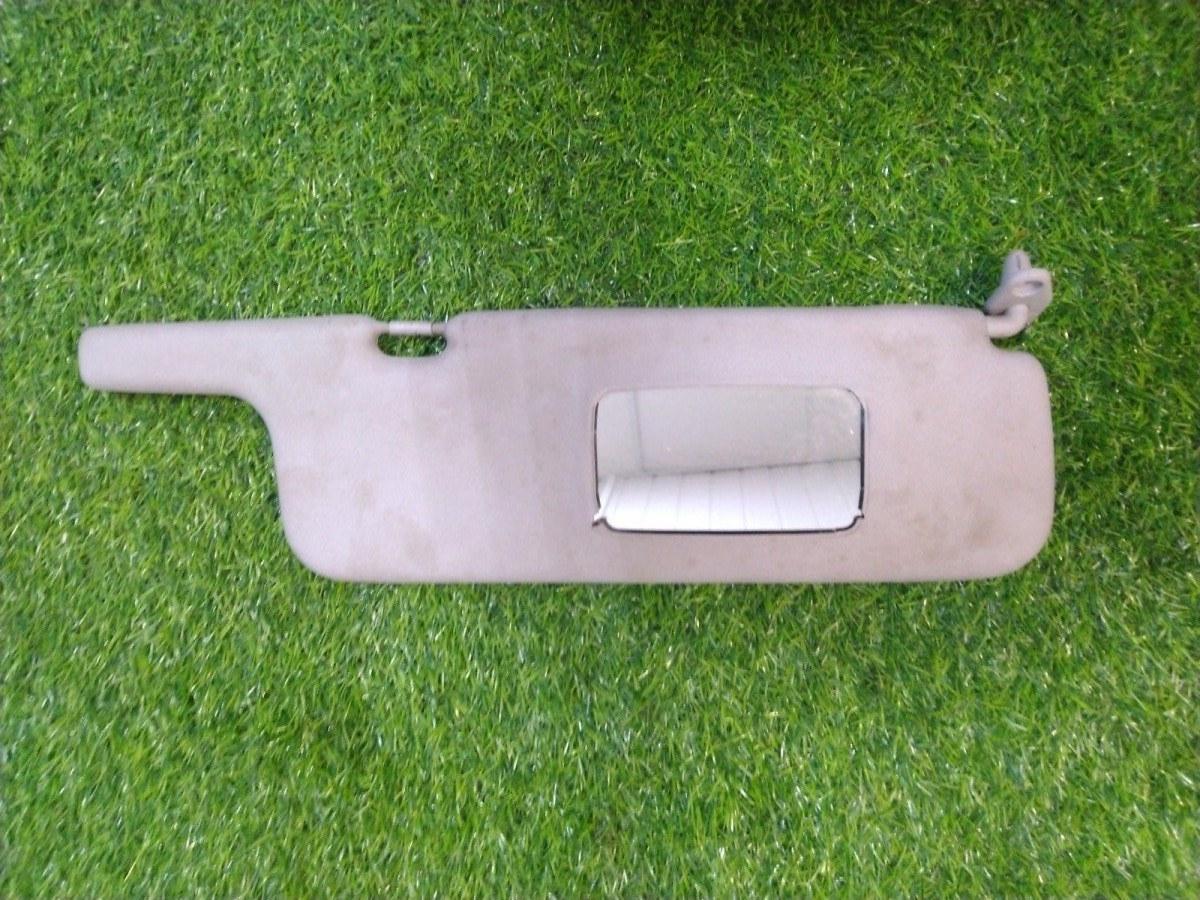 Козырек солнцезащитный Mitsubishi Carisma СЕДАН 1.8 GDI 1999 передний правый (б/у)