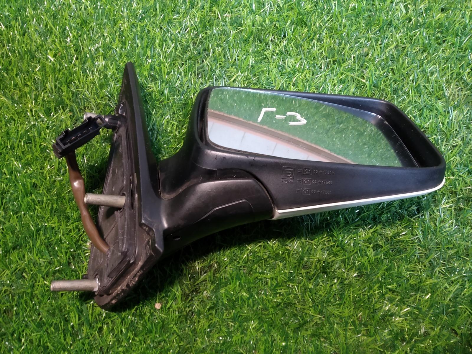 Зеркало заднего вида Volkswagen Golf 3 ХЭТЧБЕК переднее правое (б/у)