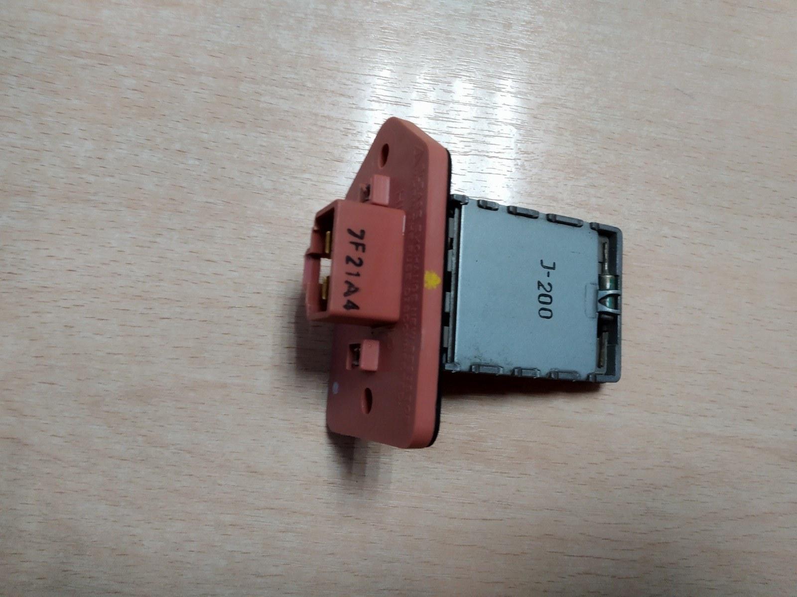 Резистор печки Chevrolet Lacetti СЕДАН 1.4 2007 (б/у)