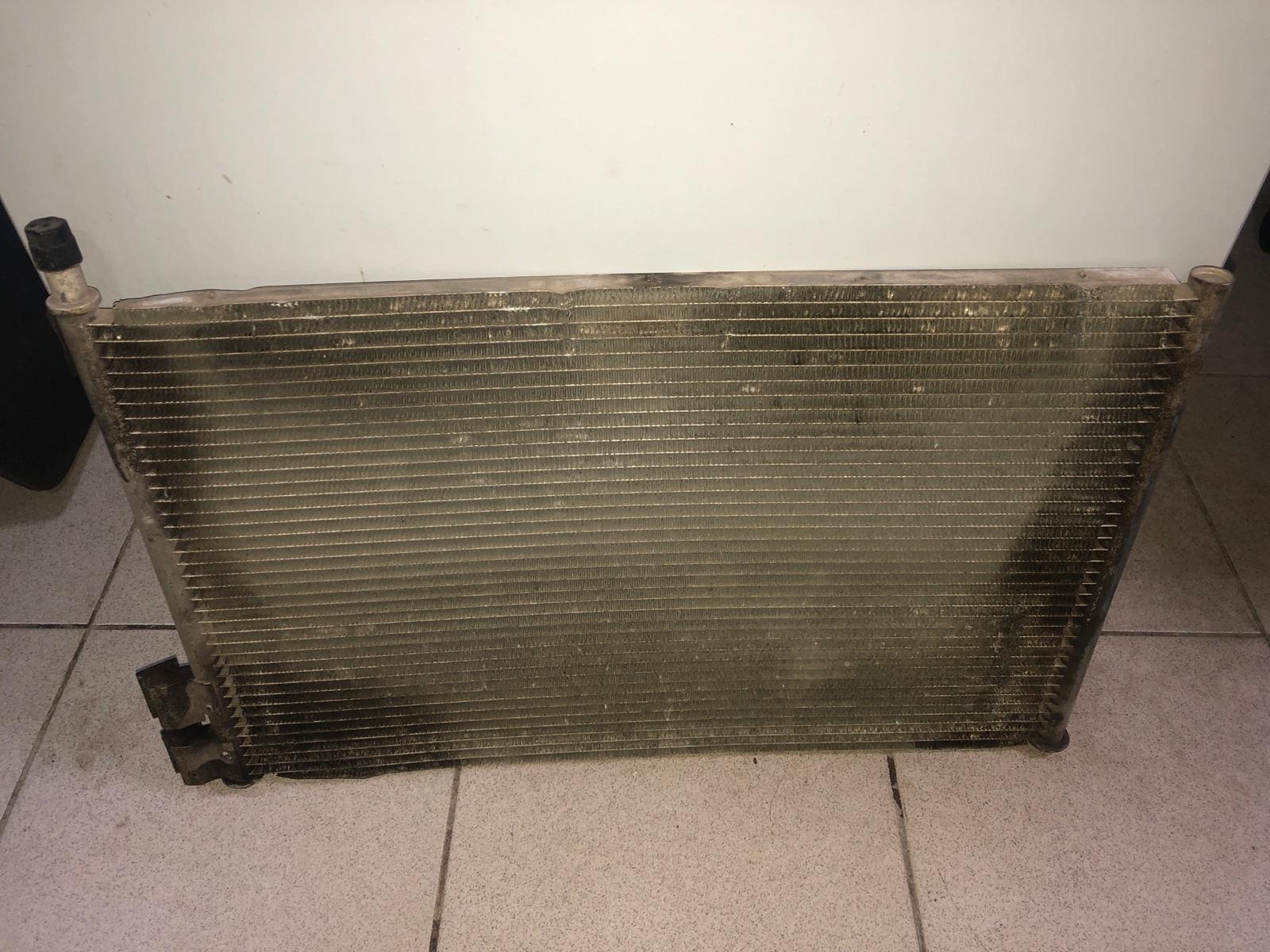 Радиатор кондиционера Ford Fiesta ХЭТЧБЕК 5ДВ. 1.6 2007 (б/у)