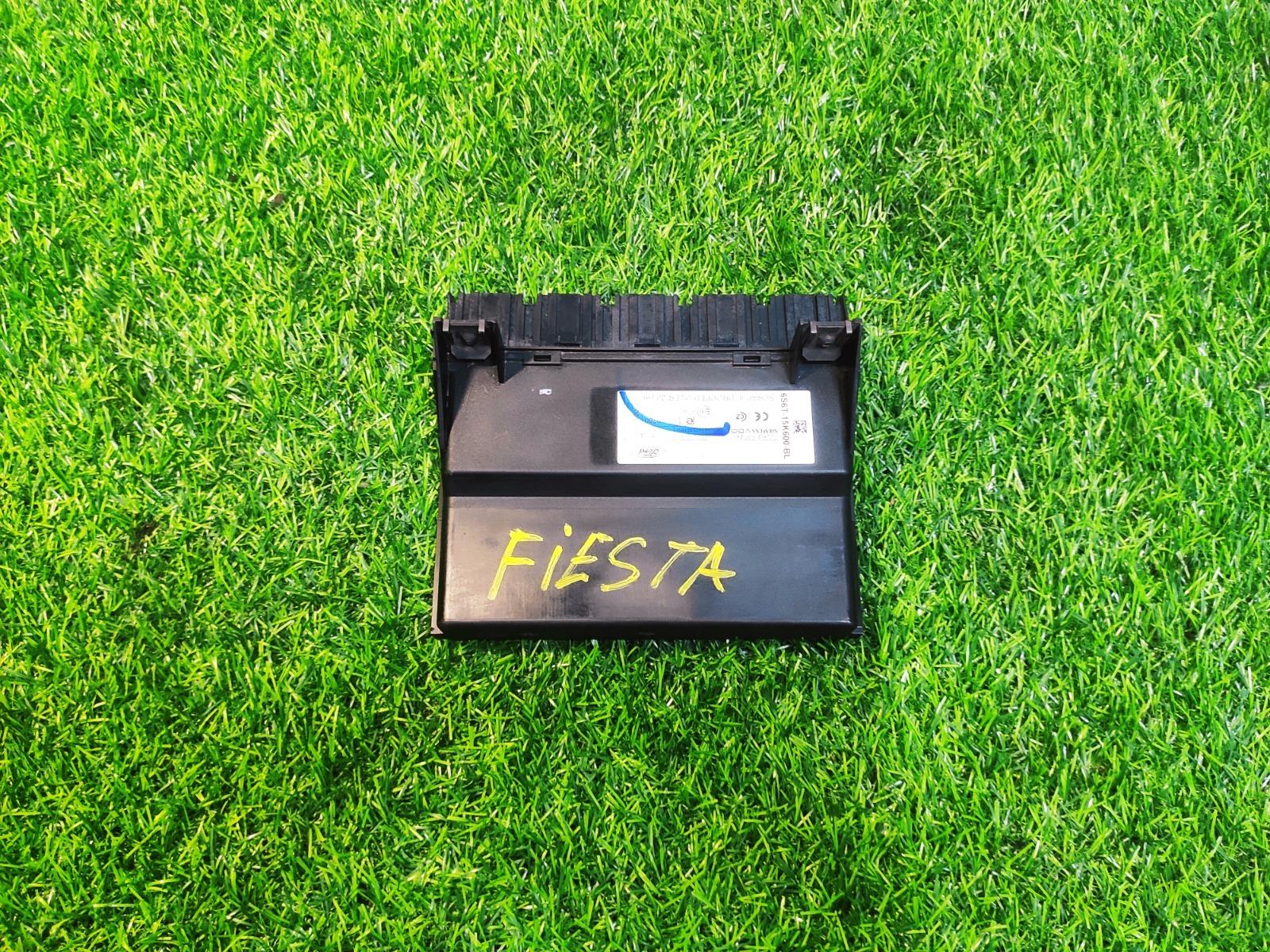 Электронный блок управления Ford Fiesta ХЭТЧБЕК 5ДВ. 1.6 2007 (б/у)