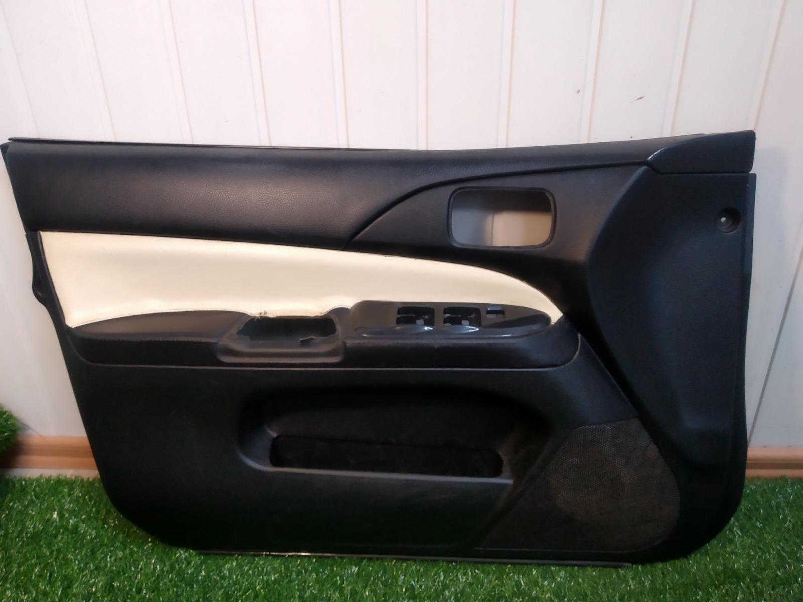 Обшивка двери Mitsubishi Lancer 9 СЕДАН 1.6 2006 передняя левая (б/у)