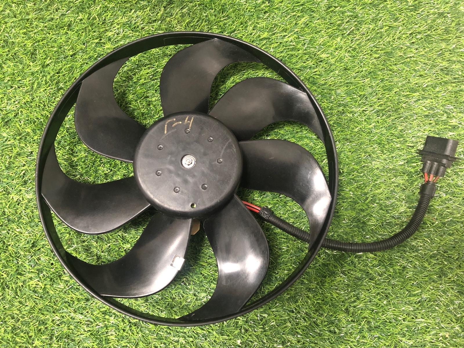 Вентилятор радиатора Volkswagen Golf 4 ХЭТЧБЕК 5ДВ. 1997 (б/у)