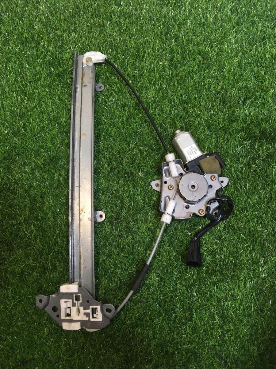 Стеклоподъемник Nissan Almera N16 2000 передний правый (б/у)
