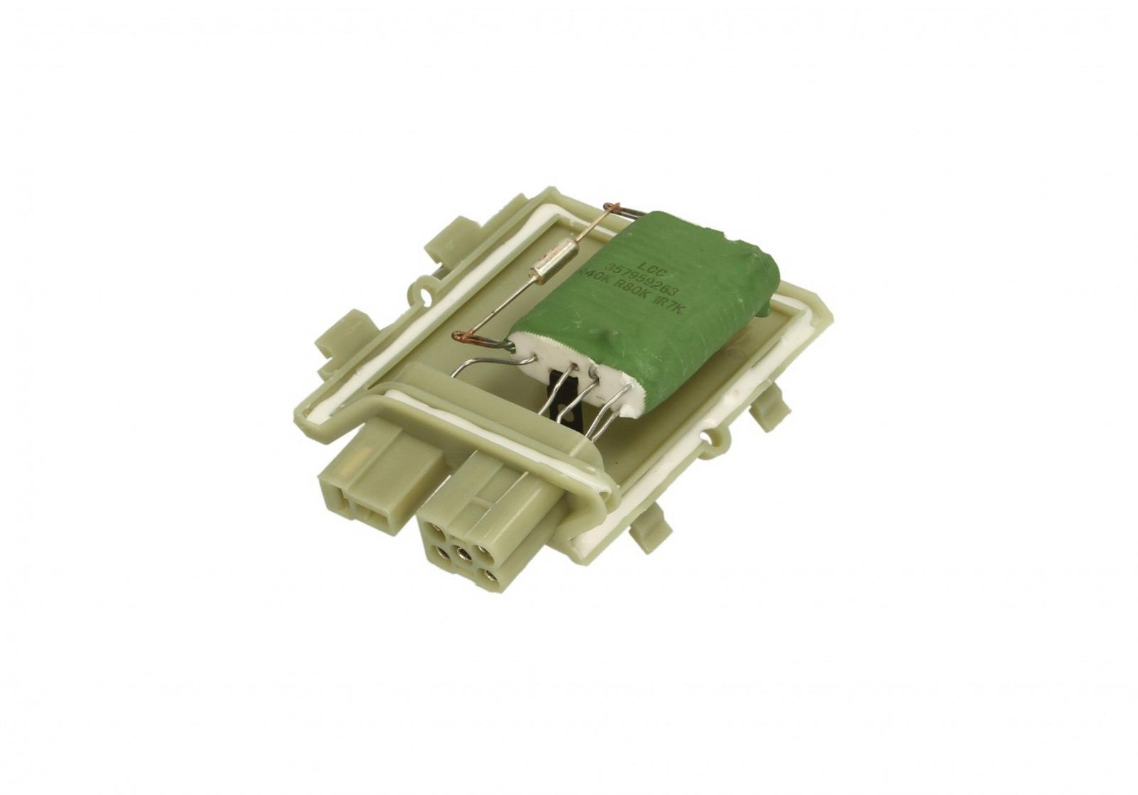 Резистор печки Volkswagen Passat B3