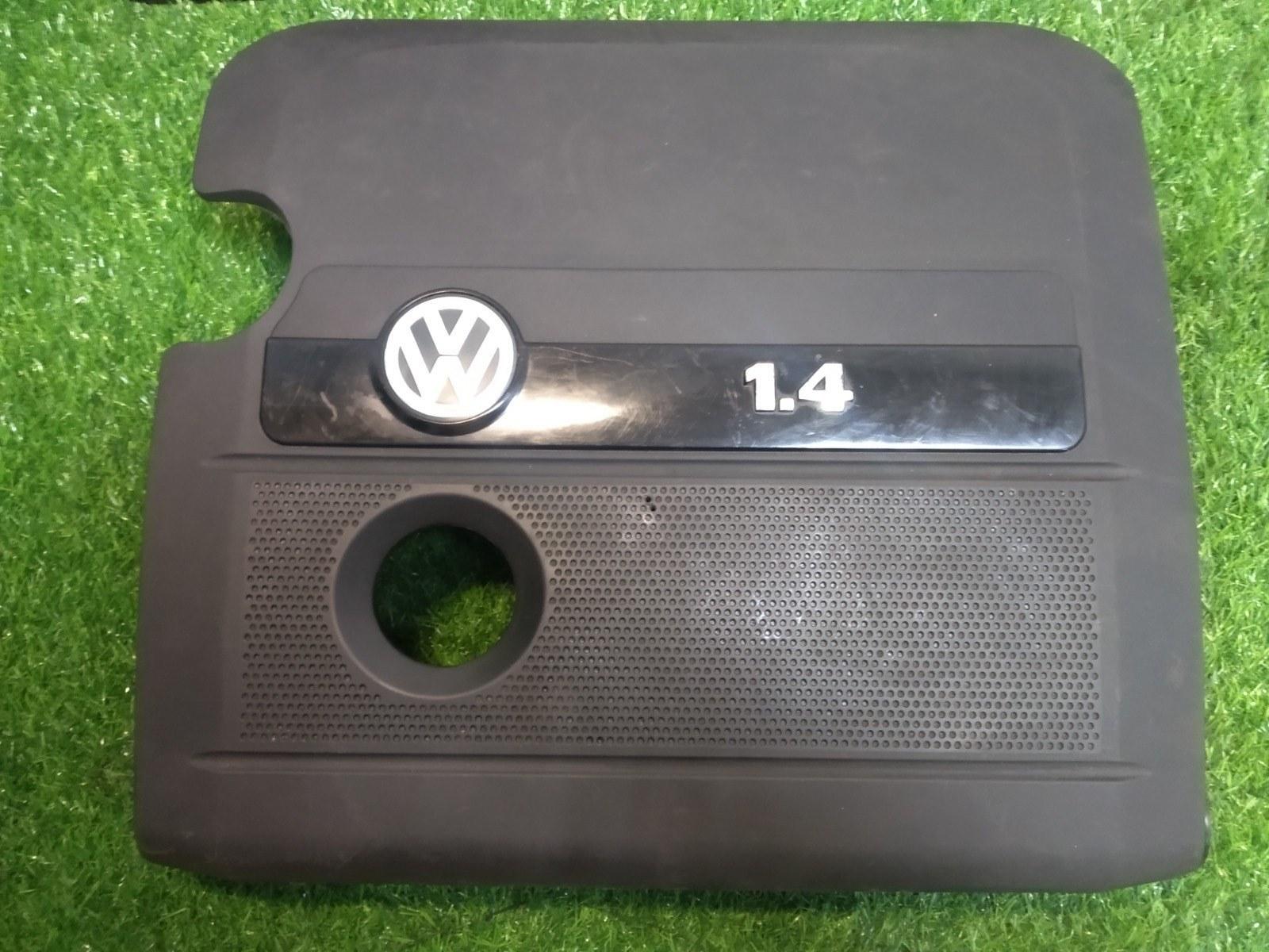Крышка двигателя декоративная Volkswagen Golf 1.4 (б/у)