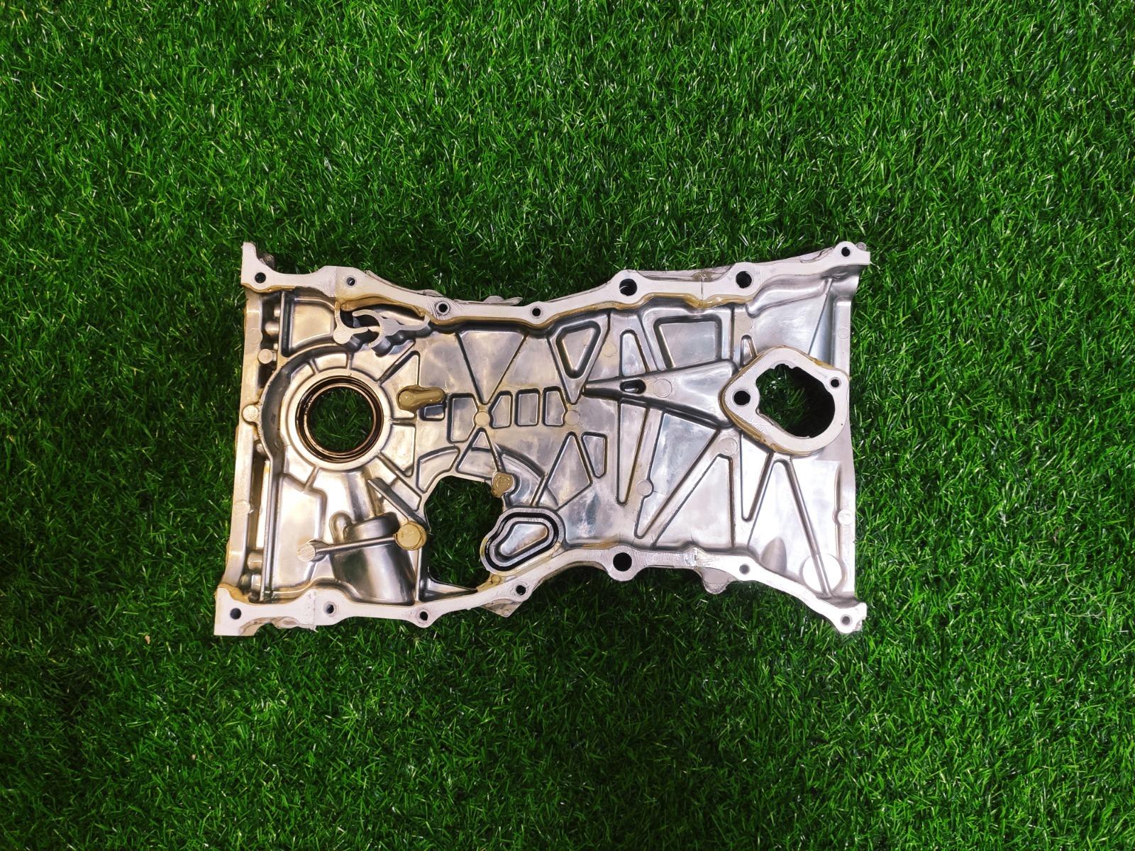 Крышка двигателя Honda Cr-V 3 2.4 2011 передняя (б/у)