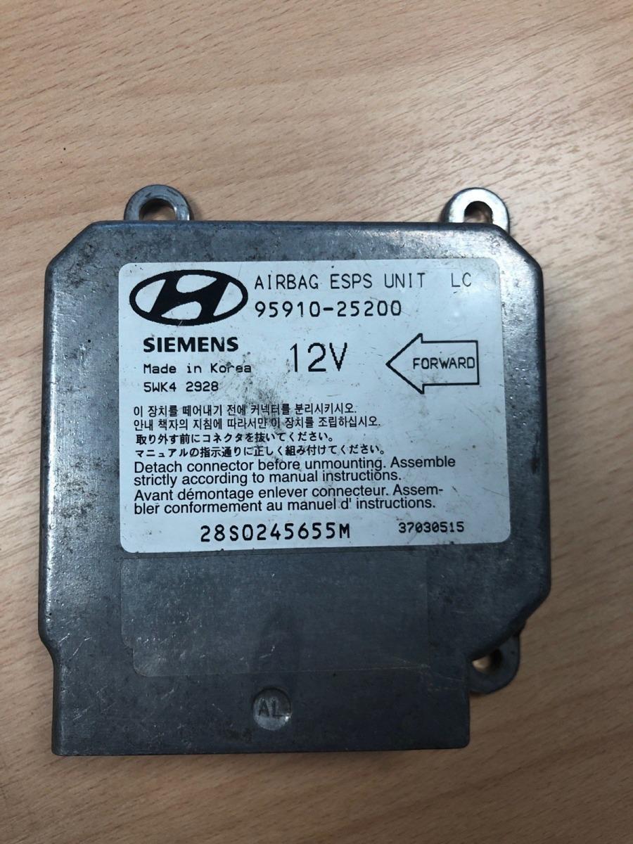 Блок управления air bag Hyundai Accent СЕДАН (б/у)