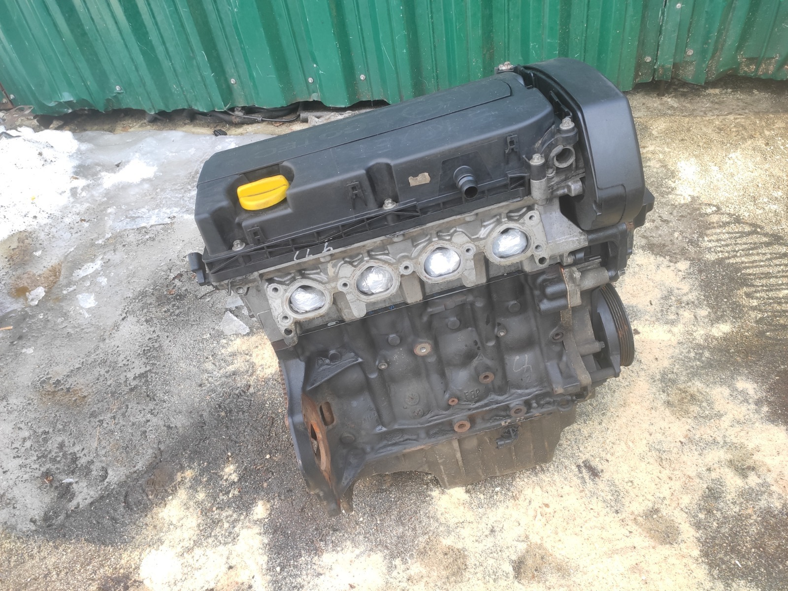 Двигатель Opel Astra H 1.8 2008 (б/у)