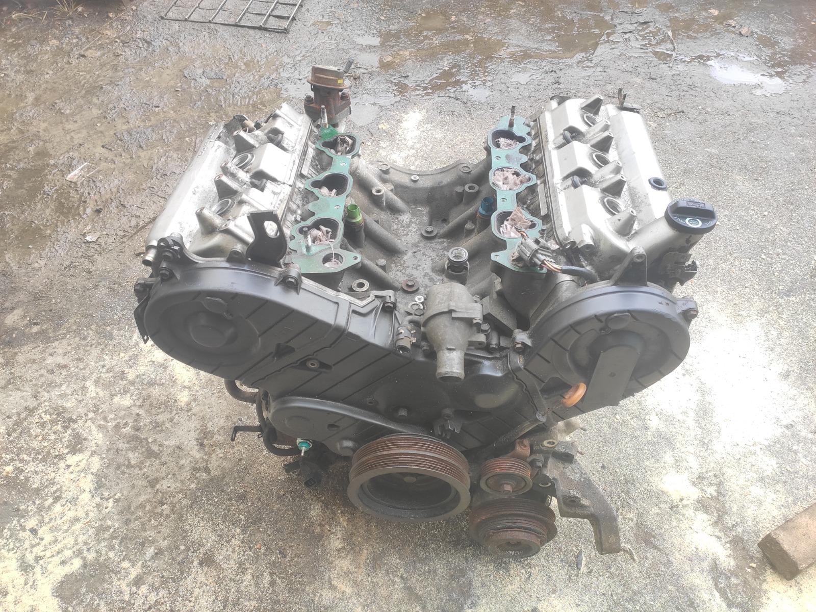 Двигатель Honda Legend 3.5 (б/у)
