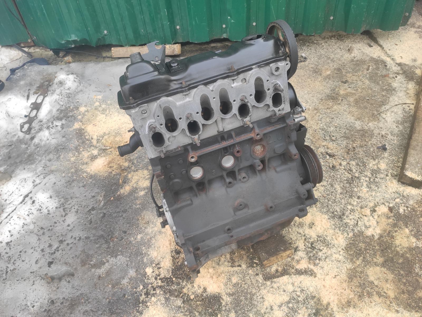 Двигатель Audi 80 B4 2.0 (б/у)