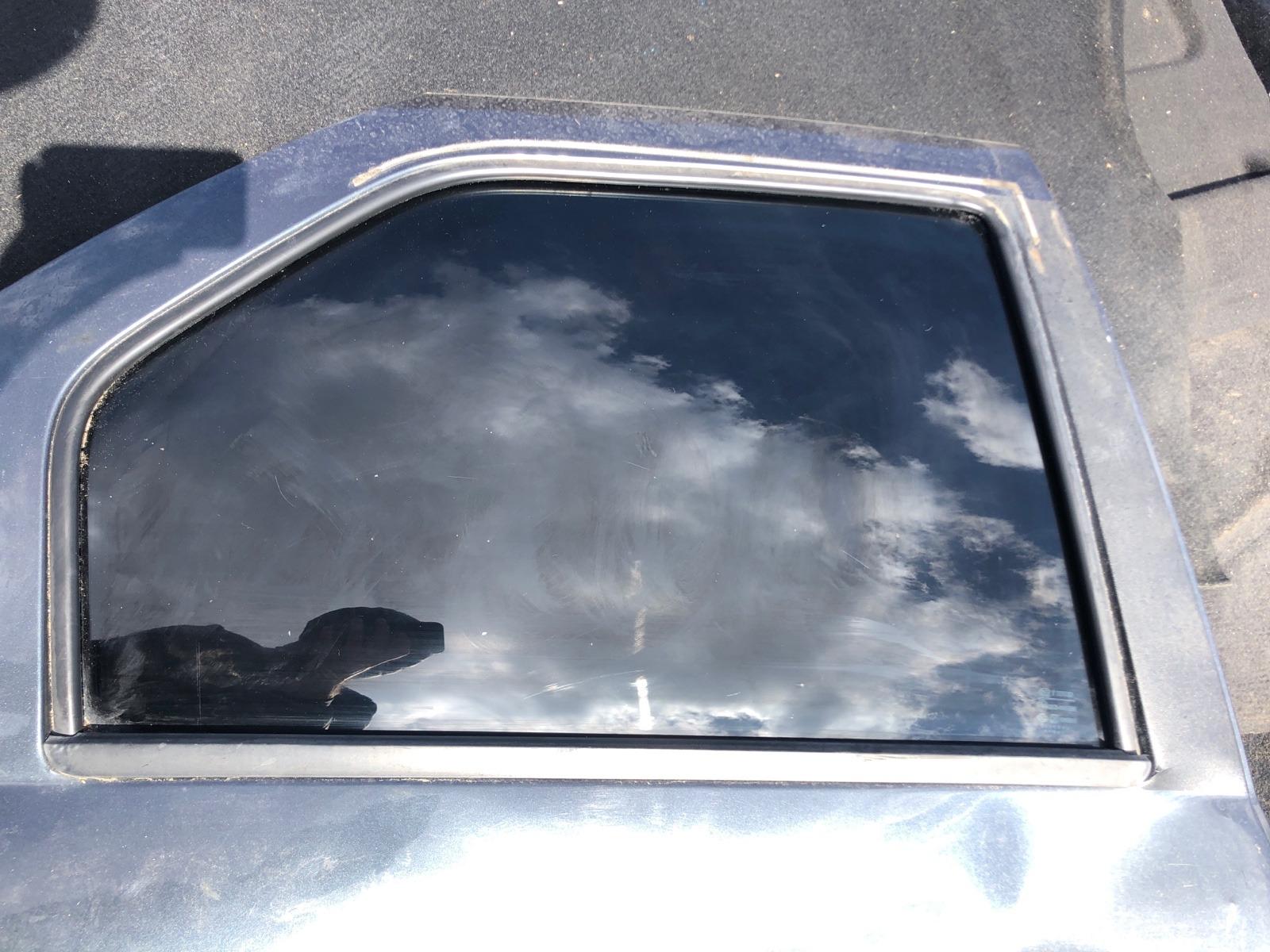 Стекло дверное Renault Logan СЕДАН 1.6 2008 заднее правое (б/у)