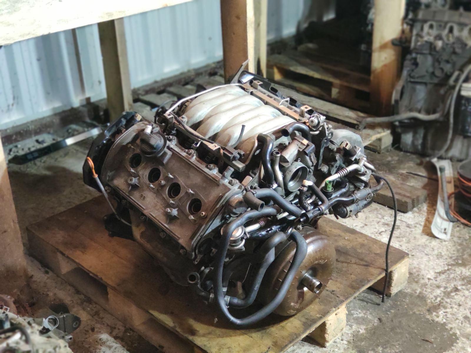 Двигатель Audi A8 D2 4.2 (б/у)