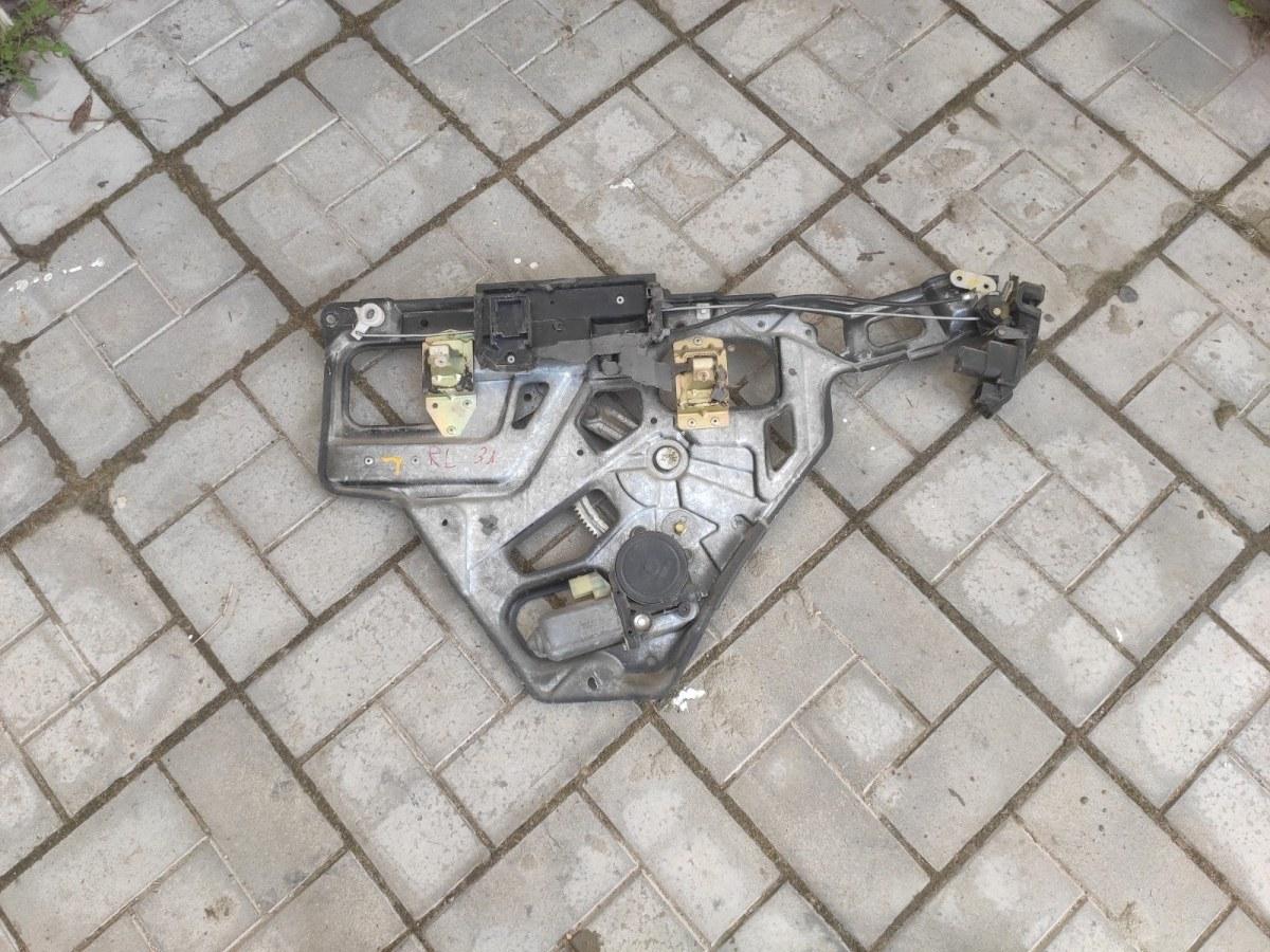 Стеклоподъемник Land Rover Range Rover P38A 4.6 задний правый (б/у)