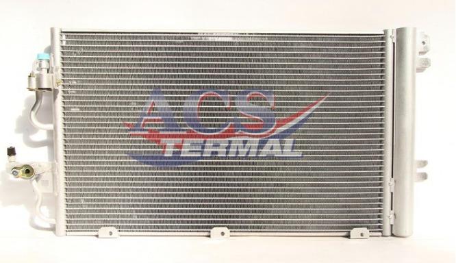 Радиатор кондиционера Opel Astra H 2004