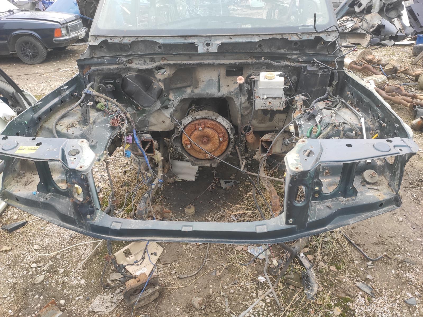 Передняя панель (телевизор) Land Rover Range Rover P38A (б/у)