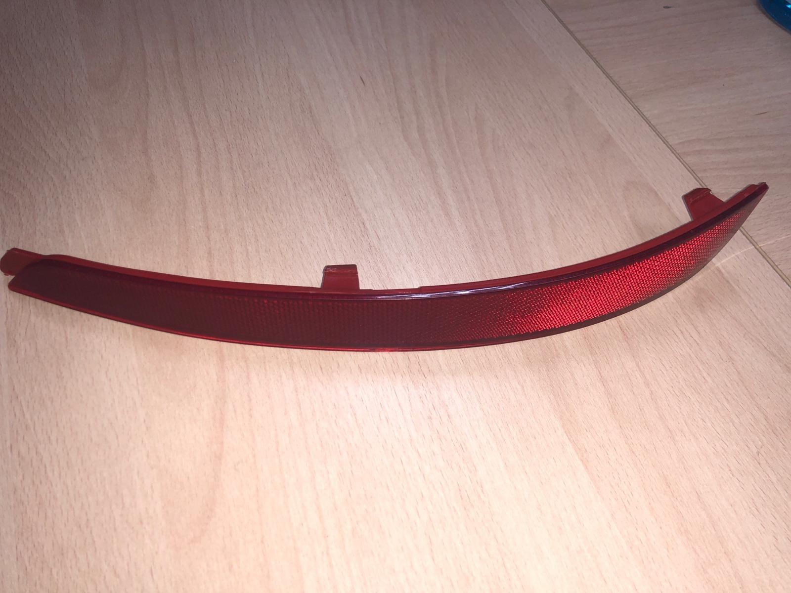 Катафот Skoda Octavia A7 задний правый