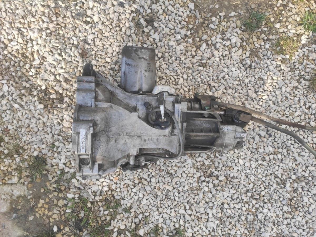 Мкпп Audi A4 B5 (б/у)