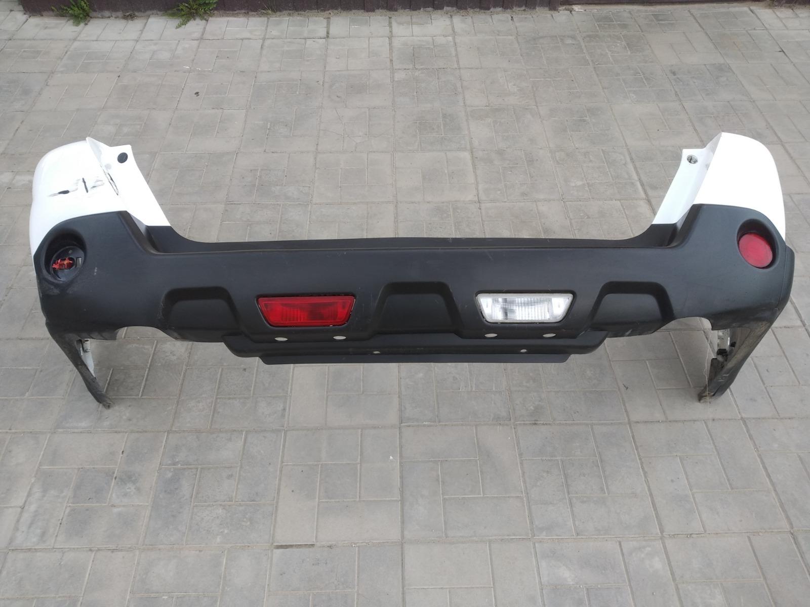 Бампер Nissan X-Trail T31 2.0 2014 задний (б/у)