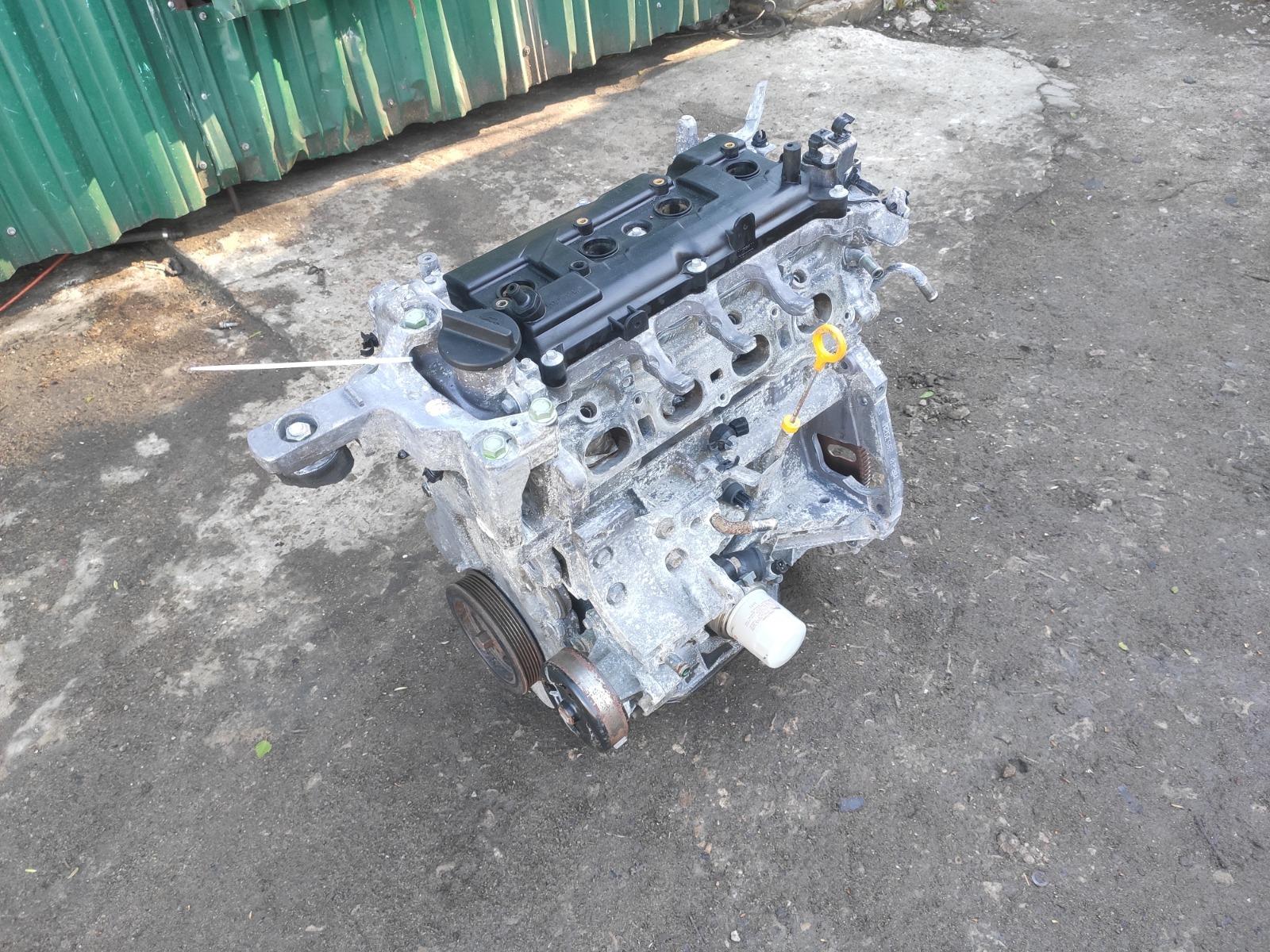 Двигатель Nissan X-Trail T31 2.0 2014 (б/у)