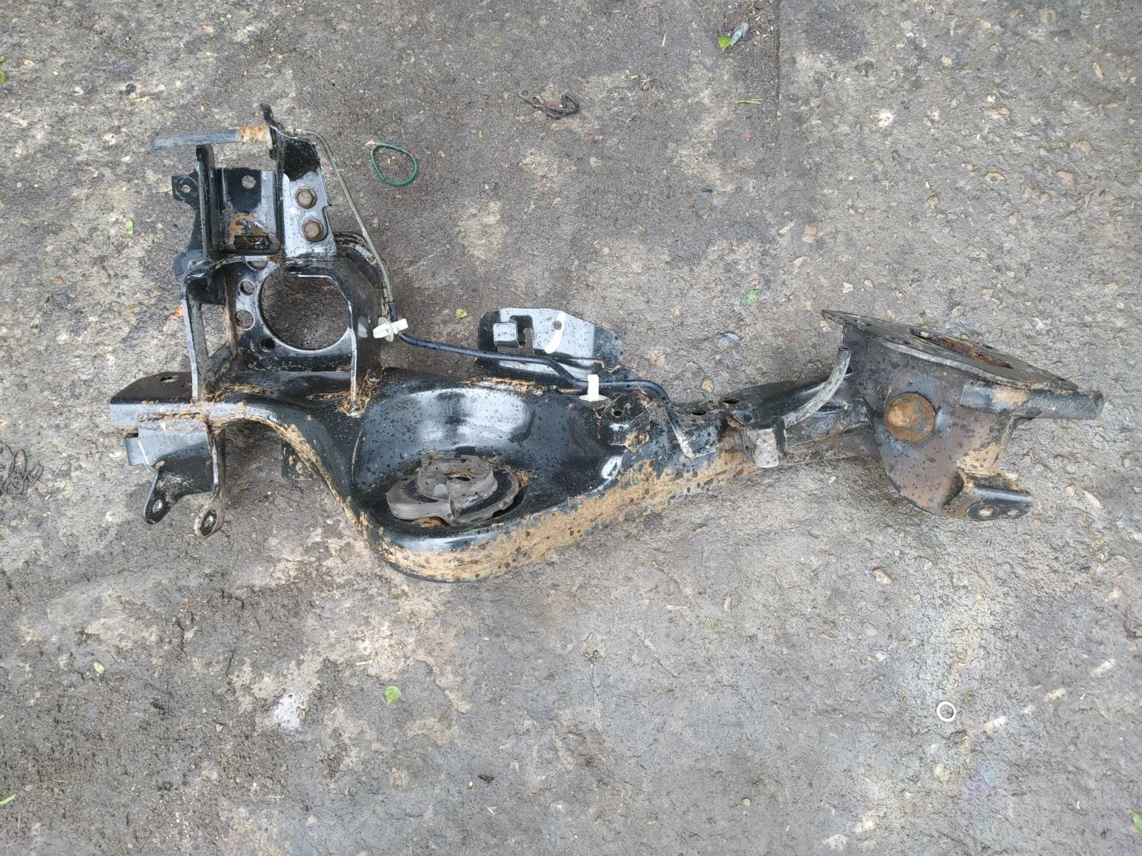 Рычаг Nissan X-Trail T31 2.0 2014 задний левый (б/у)