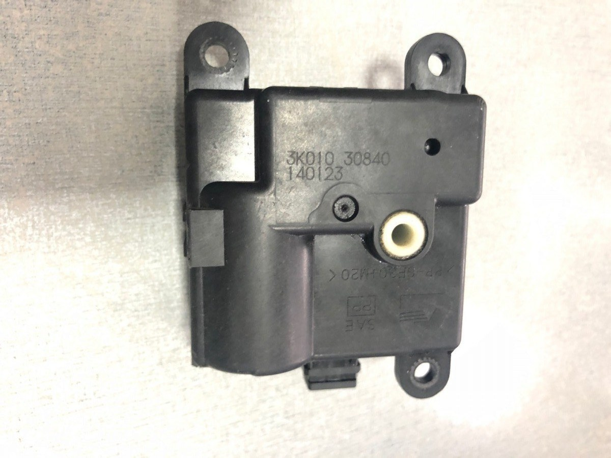 Моторчик заслонки печки (сервопривод) Nissan X-Trail T31 2.0 2014 (б/у)
