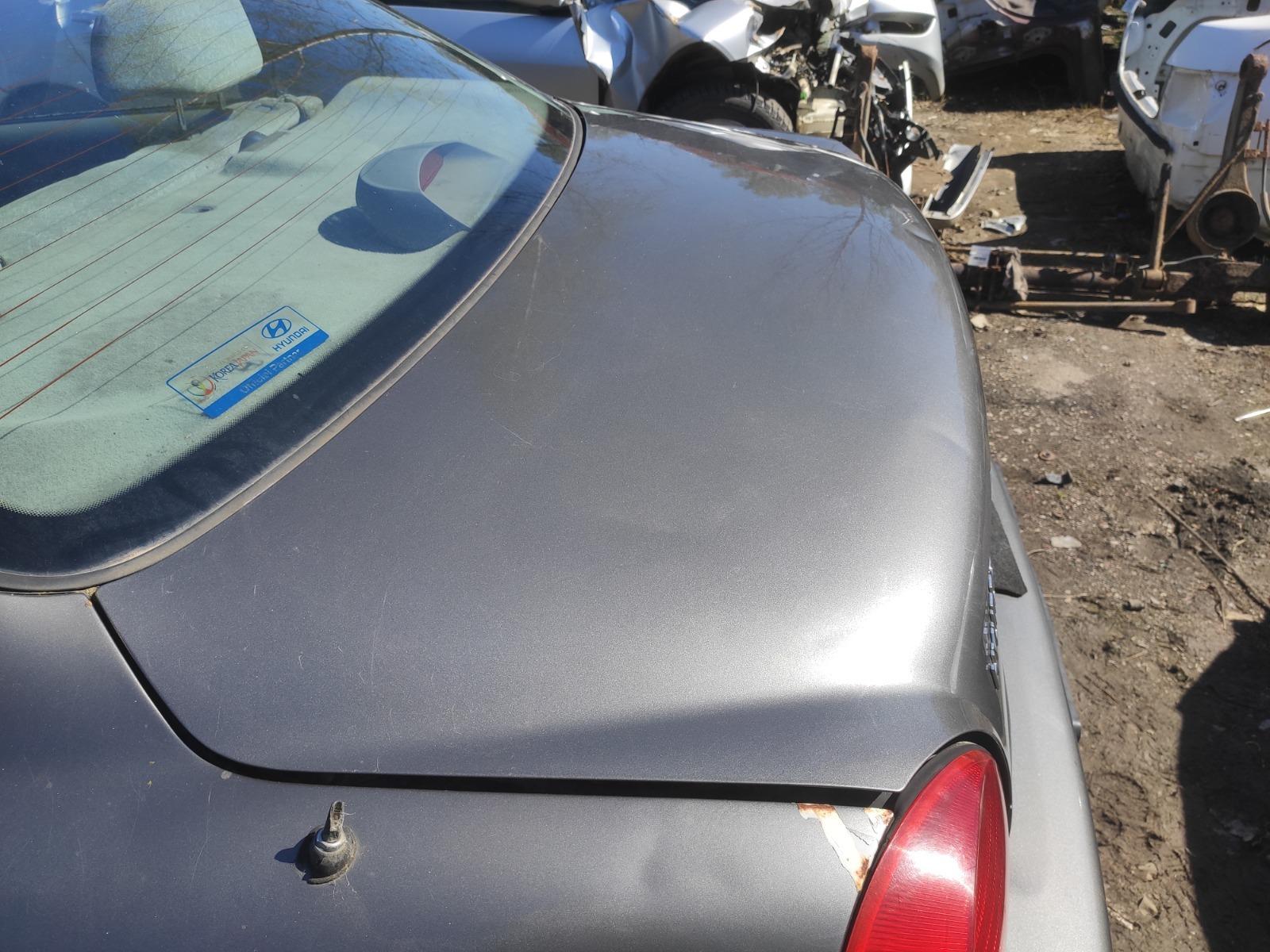 Крышка багажника Hyundai Sonata EF 2.4 2001 (б/у)